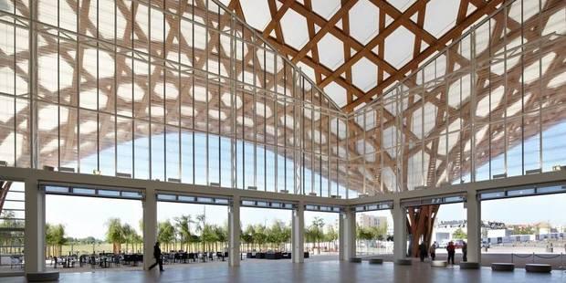 Un Centre Pompidou à Maubeuge ! - La Libre