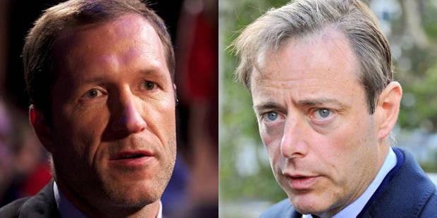 Le débat Magnette-De Wever, prélude à la Belgique confédérale? - La Libre