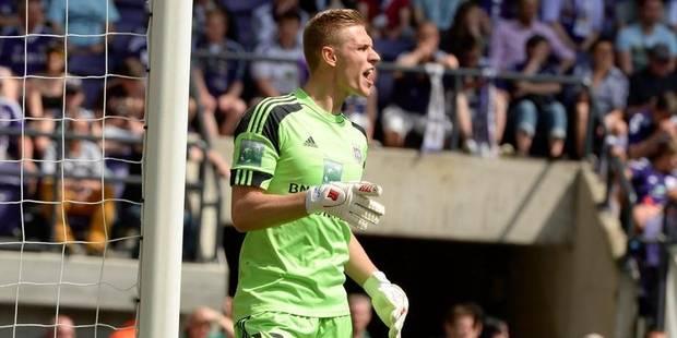 Diables : Simon Mignolet blessé, Bossut titulaire contre le Luxembourg - La Libre