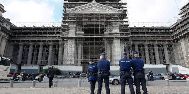 Fausse alerte à la bombe au Palais de Justice de Bruxelles - La Libre