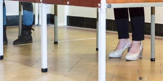 Communes à facilités: plus de la moitié des électeurs ont voté pour une liste bruxelloise - La Libre