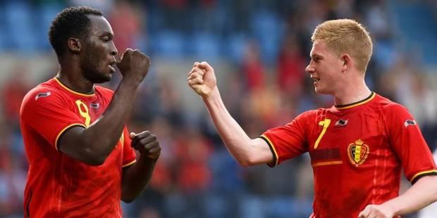 Les Diables s'imposent 5-1 face au Luxembourg sans forcer - La Libre