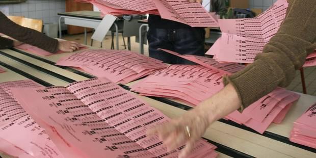 Voici (enfin) les résultats (presque) complets des élections - La Libre