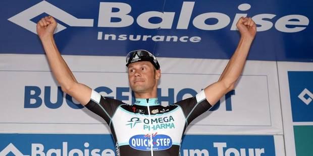 Tour de Belgique: deux sur deux pour Tom Boonen - La Libre