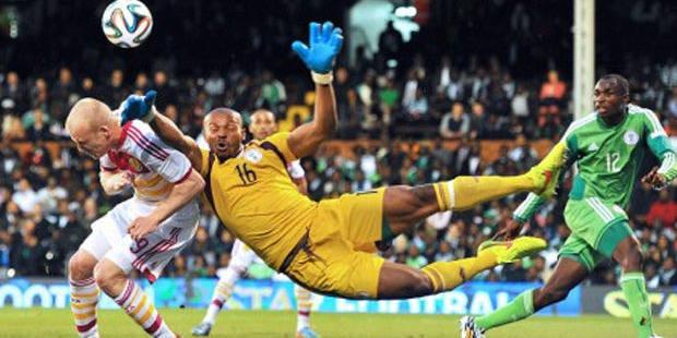 Un but qui scandalise: le match Nigeria-Ecosse a-t-il été truqué? - La Libre