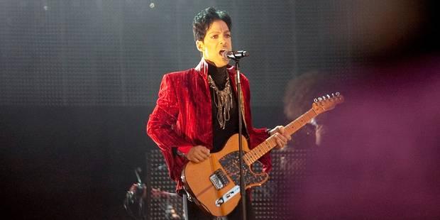 Concert surprise de Prince au Botanique ce soir - La Libre