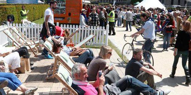 22.000 personnes à la Fête de l'Environnement à Bruxelles - La Libre