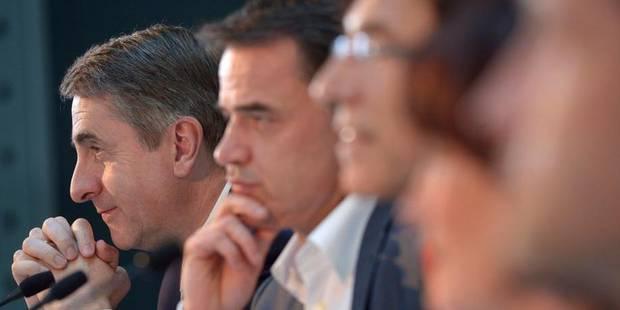 Open VLD & CD&V refusent de négocier à la Région bruxelloise avec le FDF - La Libre