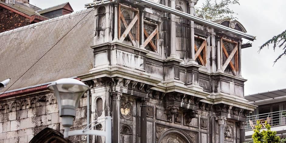 Liège: une église en soins intensifs - La Libre