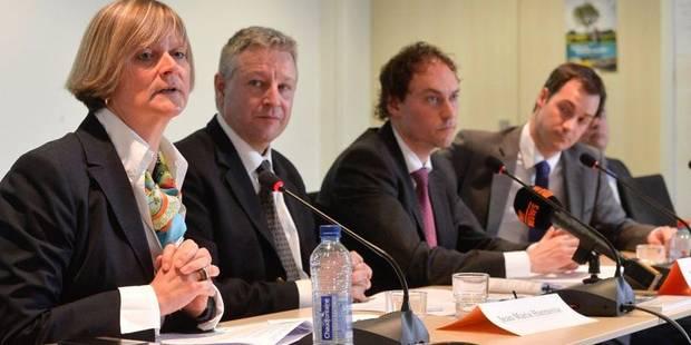 """""""Commission Pensions"""": un rapport irrecevable pour le PS - La Libre"""