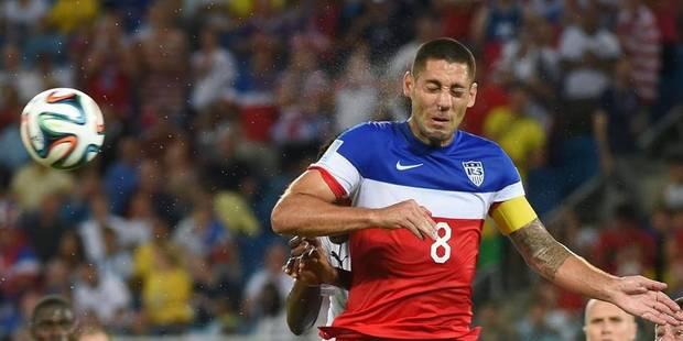 """Clint Dempsey """"Homme du Match"""" Ghana-Etats-Unis - La Libre"""