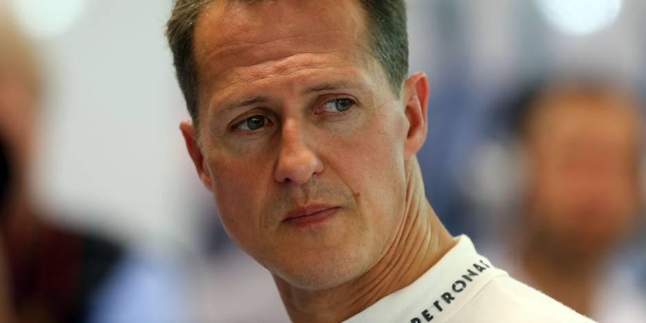 Michael Schumacher, entre les mains de grands spécialistes