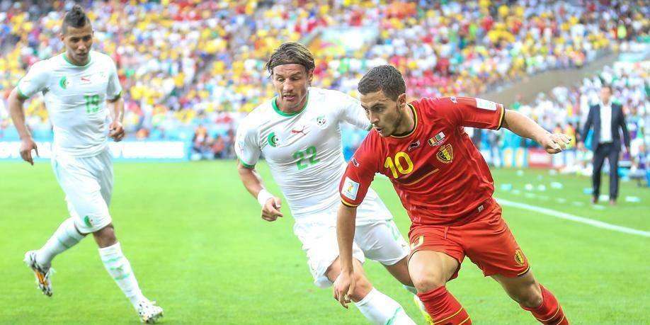 """Eden Hazard: """"Je dois marquer plus pour faire partie des meilleurs joueurs au monde"""""""