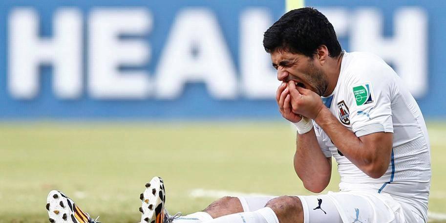 Mondial terminé pour Luis Suarez?