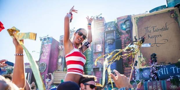 Tomorrowland: Le festival pourra se dérouler comme prévu - La Libre