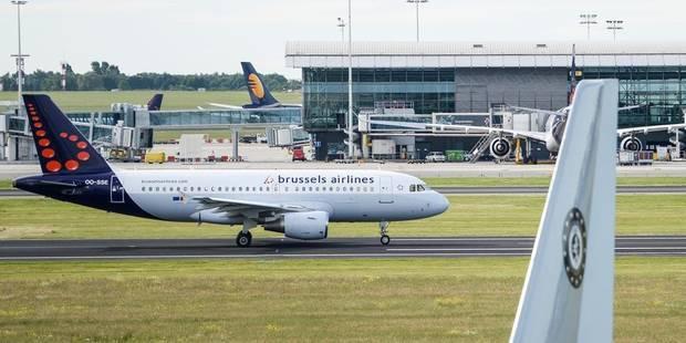 Espace aérien fermé : vols supprimés à Bruxelles, perturbations à Charleroi - La Libre