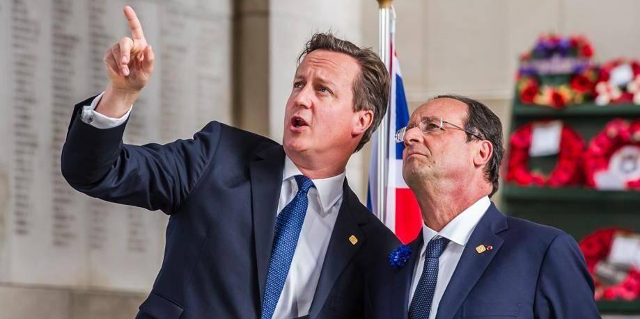 Cameron maintient son veto sur la candidature de Juncker