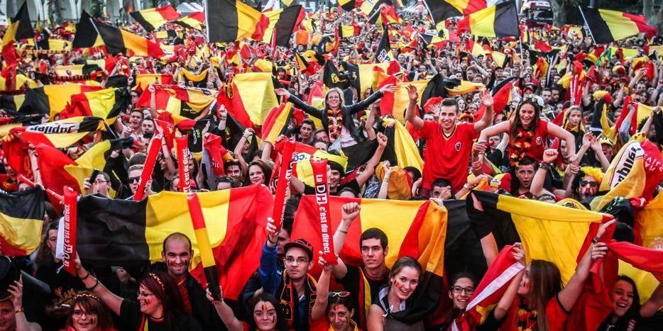 Plus de 4 millions de téléspectateurs en Belgique ont regardé les Diables