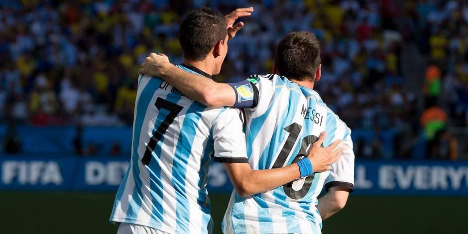 """""""Ici, on dit que l'Argentine a la voie la plus accessible vers la finale"""""""