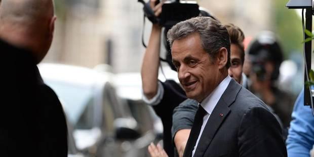 Près de deux tiers des Français opposés à un retour de Sarkozy - La Libre
