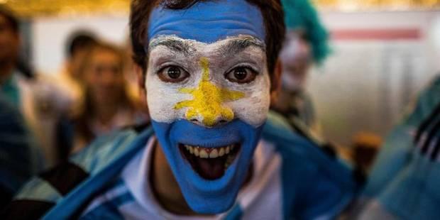Belgique - Argentine: 100.000 supporters argentins attendus à Brasilia - La Libre