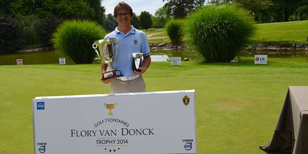 Hesbois vainqueur du Flory van Donck Trophy - La Libre