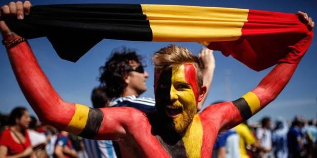 L'Union belge ne veut pas de supporters à l'aéroport - La Libre