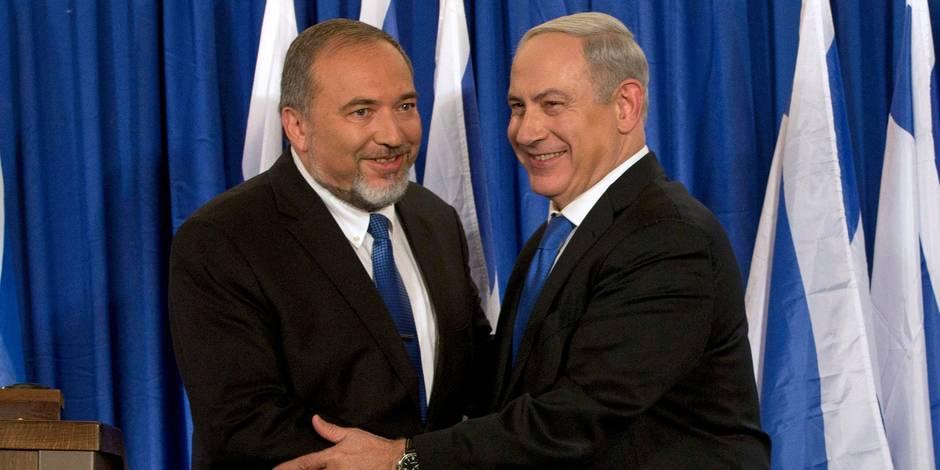 Israël: Lieberman rompt son alliance avec Netanyahu mais reste au gouvernement
