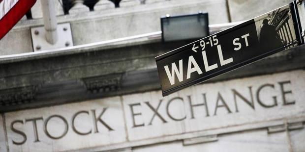 Wall Street reprend son souffle - La Libre