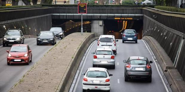 Parkings de dissuasion, parent pauvre de la législature - La Libre