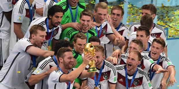 L'Allemagne est championne du monde (1-0) - La Libre