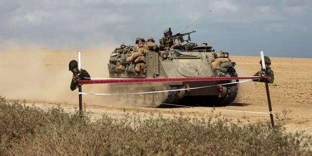 Le Hamas rejette la trêve, Israël a repris ses frappes sur Gaza - La Libre