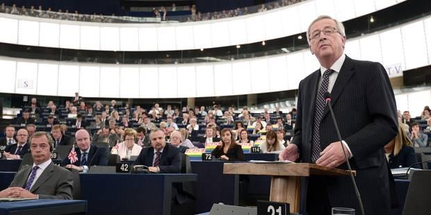 Jean-Claude Juncker est le nouveau président de la Commission - La Libre