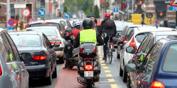 Sommet européen: circulation difficile à Bruxelles mercredi - La Libre