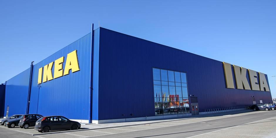 """""""De l'esclavage sur les parkings d'Ikea"""""""