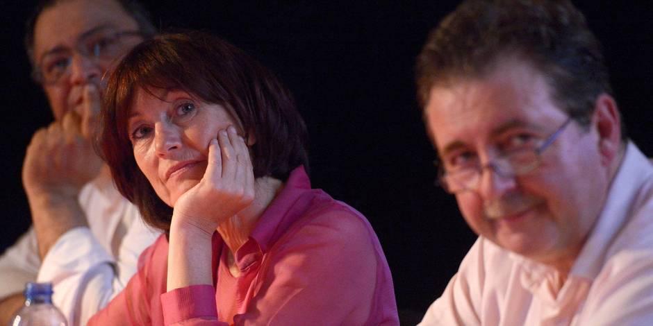 Bruxelles: Laurette Onkelinx laisse la place à Rudi Vervoort