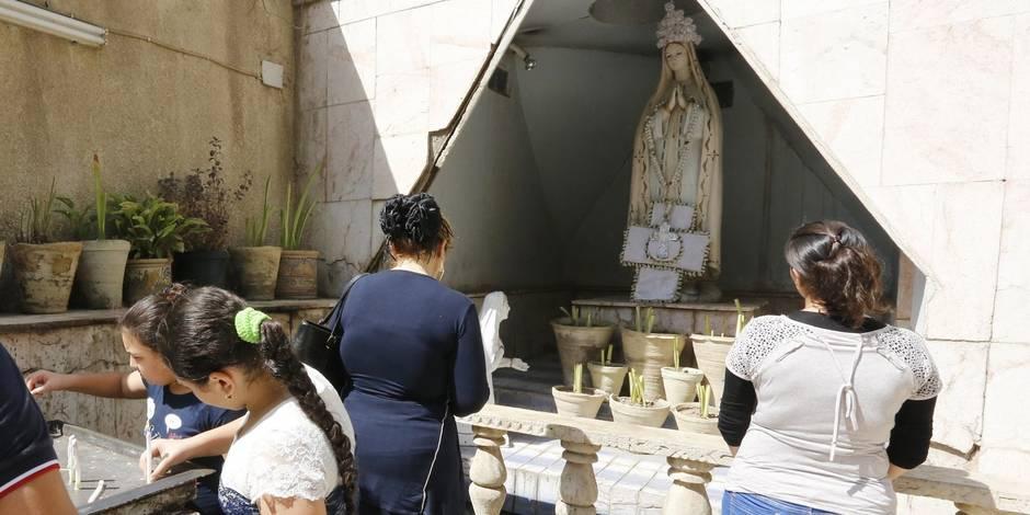 Irak: Mossoul vidée de ses chrétiens après des attentats
