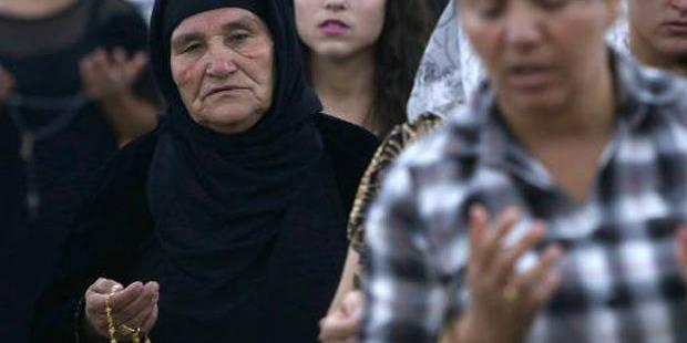 En Irak, les chrétiens n'ont pas le choix: se convertir ou mourir