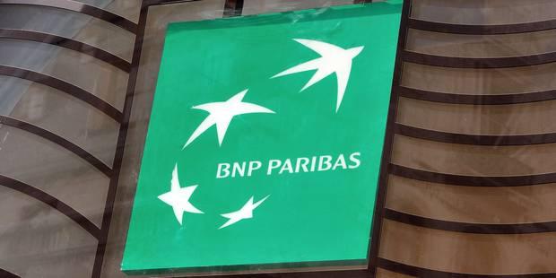 BNP Paribas: amende de 80 millions de dollars pour avoir facilité une escroquerie - La Libre