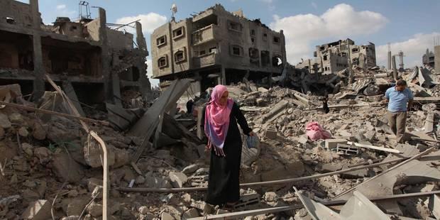 Trêve prolongée à Gaza: plus de 100 corps extraits des décombres - La Libre