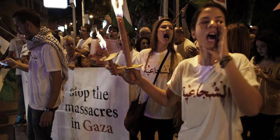 Tel-Aviv: des milliers de manifestants israéliens contre la guerre à Gaza