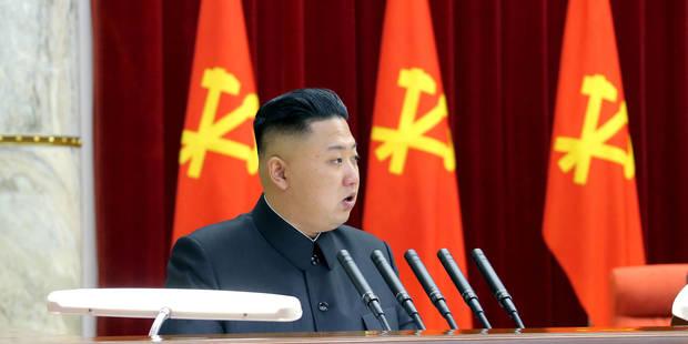 La Corée du Nord menace les Etats-Unis d'une frappe nucléaire - La Libre