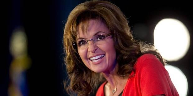 Sarah Palin lance sa chaîne de télévision sur internet - La Libre