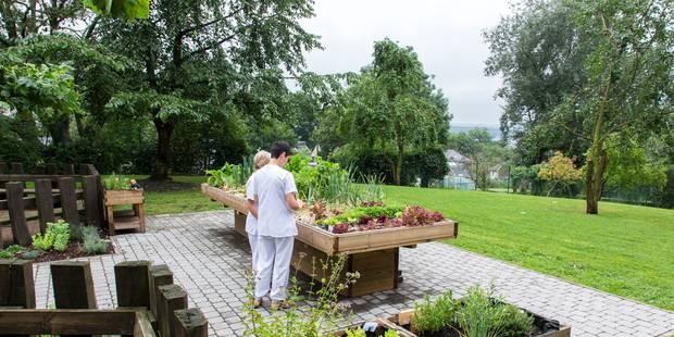 Le jardin qui soigne le corps et l'esprit - La Libre