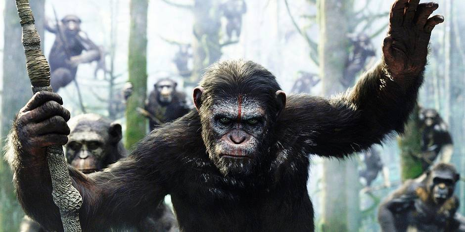 """""""Dawn of the Planet of the Apes"""": Il ne faut jamais singer l'homme"""