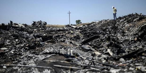 Ukraine: les experts internationaux sont arrivés sur le site du crash - La Libre