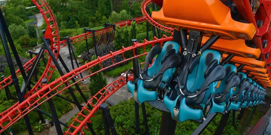 Pluie, chaleur et Coupe du Monde: les parcs d'attractions ont bien résisté en juillet