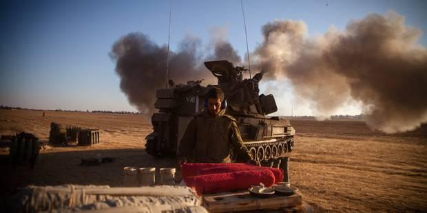 Gaza: une fillette palestinienne tuée pendant la trêve - La Libre