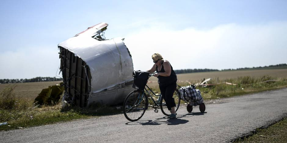 Crash en Ukraine: de moins en moins de victimes retrouvées