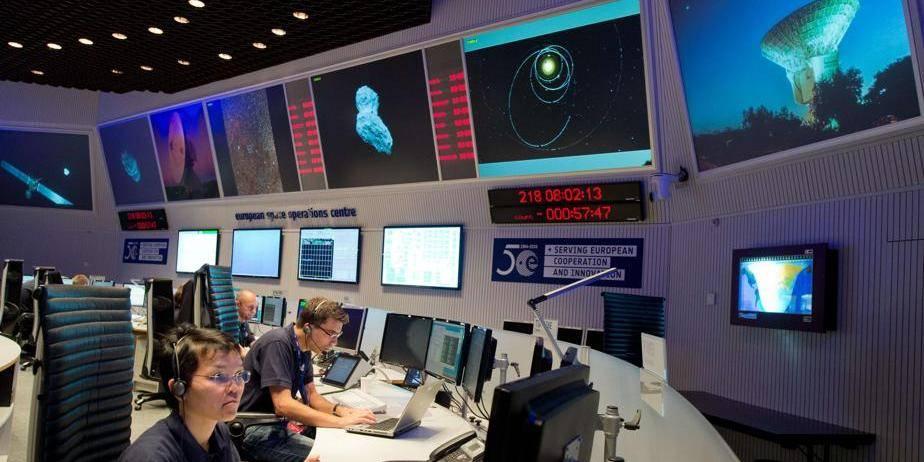 Après 10 ans, la sonde Rosetta a rejoint sa comète